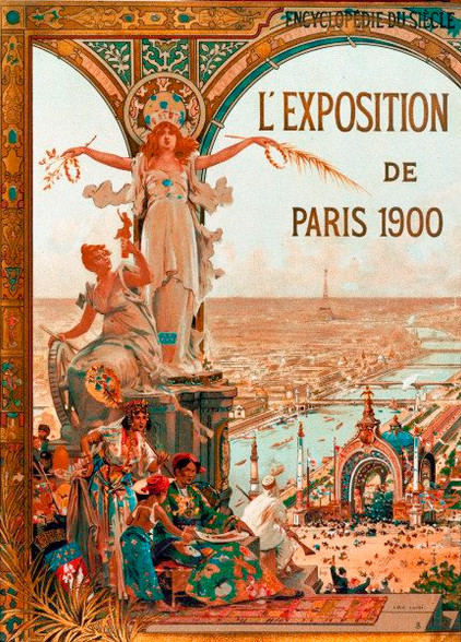 Poster of the Exposition Universelle (1900)