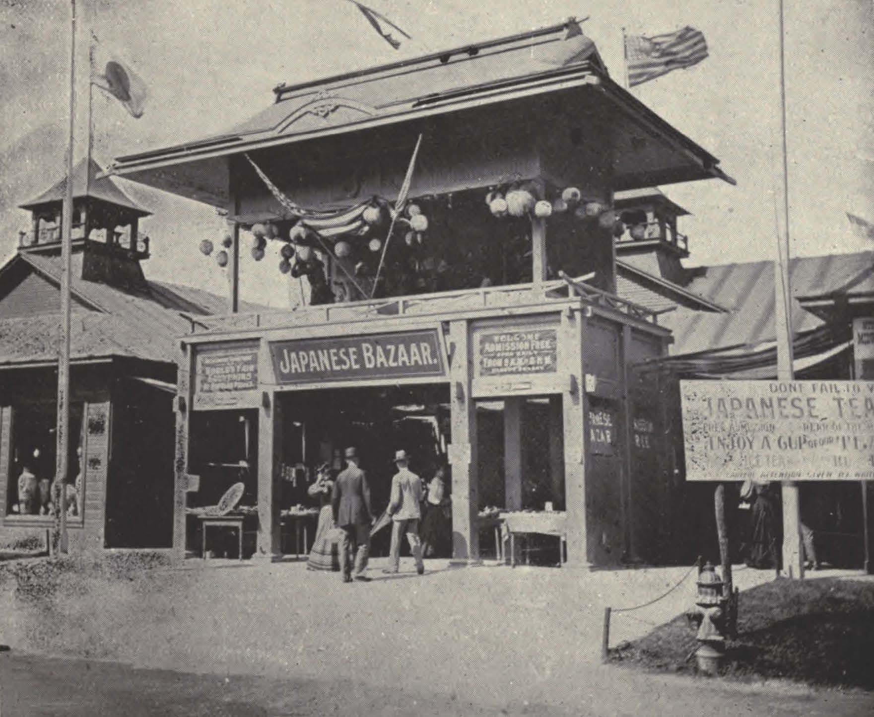 The Japanese Bazaar