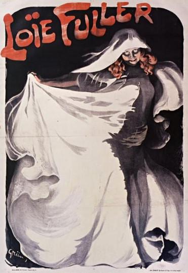 Jules-Alexandre Grün, Loie Fuller, 1901