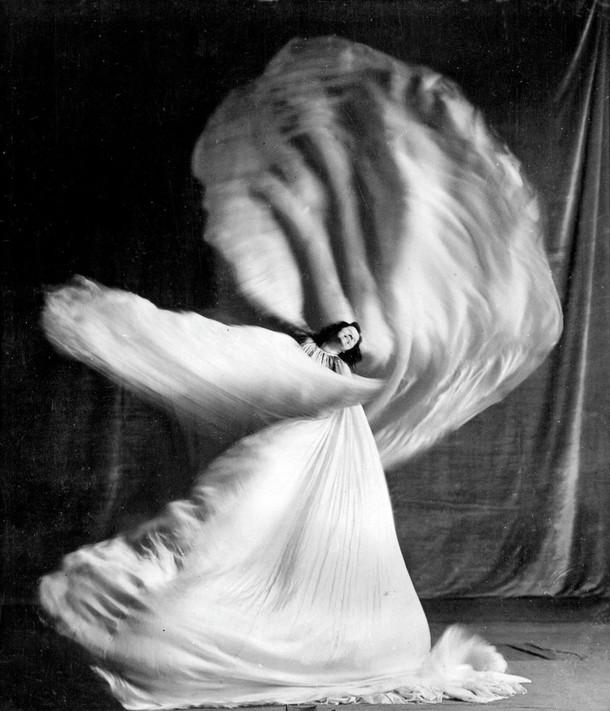 Loïe Fuller, 1905