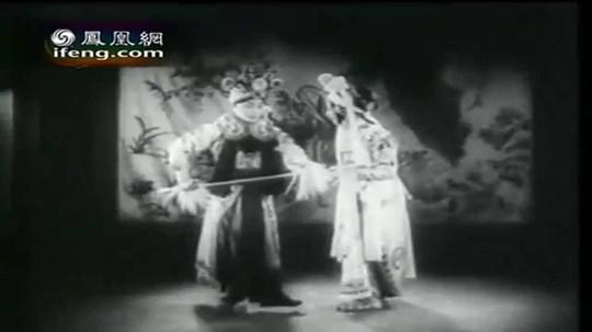 Mei Lan Fang in Moscow 1935 filmed by Eisenstein