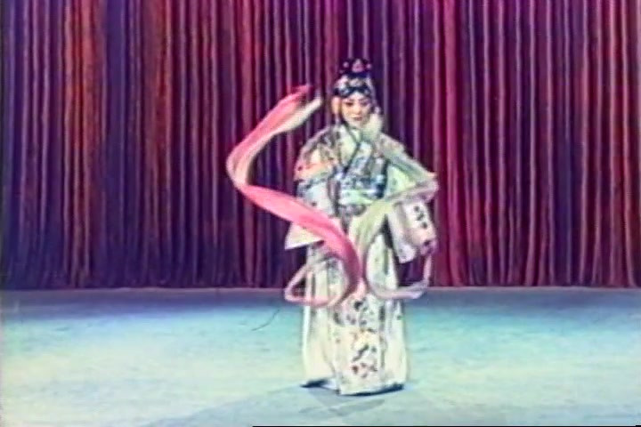 Mei Lanfang's Silk Dance