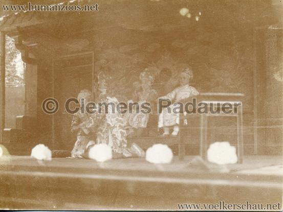 1931 Exposition Coloniale Internationale Paris, Theatre Annamite