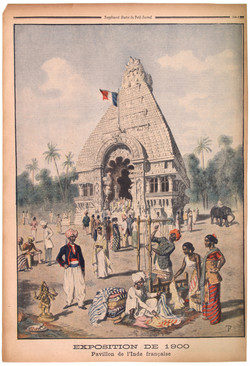 The French India Pavilion