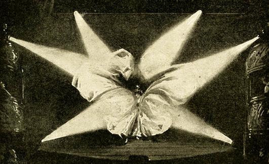 Loïe Fuller, serpentine dance