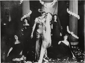 """Mata Hari's """"Brahmanic Dance."""""""