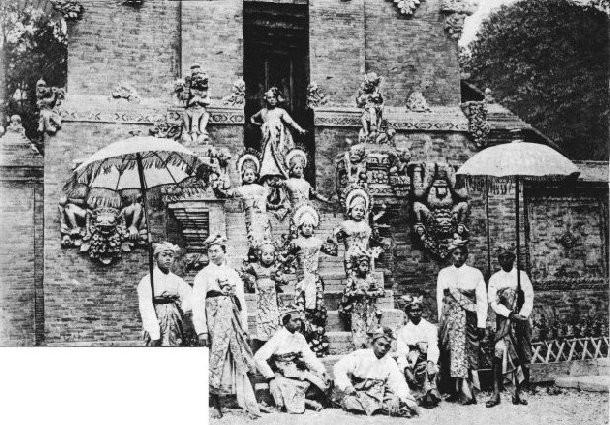 Balinais Theatre