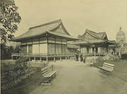 The Japanese Pavilion, Ho-o-den