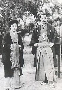 Sadayakko and Otojiro Kawakami (1903)