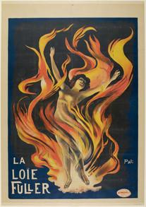 Loie Fuller, c. 1894
