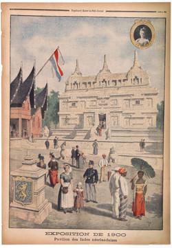 The Dutch East Indies Pavilion