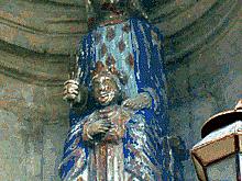 Nuestra Señora de la Luz ¿Una Virgen Negra del Temple ubetense...?