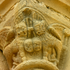 Aberin, tabernáculo Templario del milagroso Lignum Crucis.