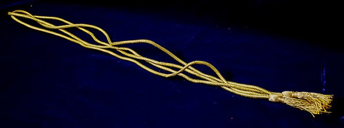 Gold Military Cord