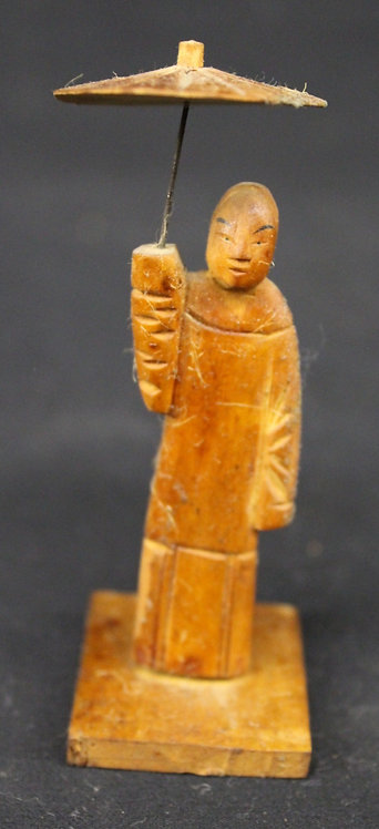 Wooden Chinese Figure