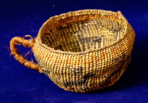 Cup-shaped Basket