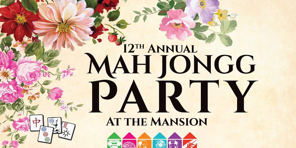 12th Annual Mah Jongg Party