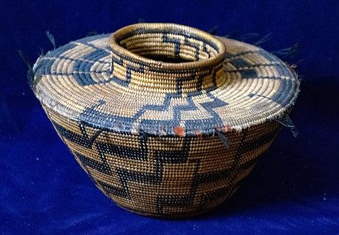 Yokut Basket Purchased from Grace Nicholson