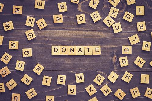 Donation $750