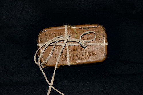 WWI Era First Aid Kit
