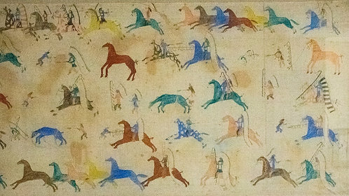 Pictograph from Native American Collection
