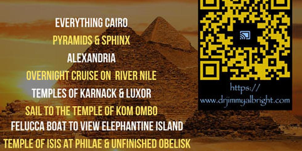 Presentation For Land of Egypt Tour