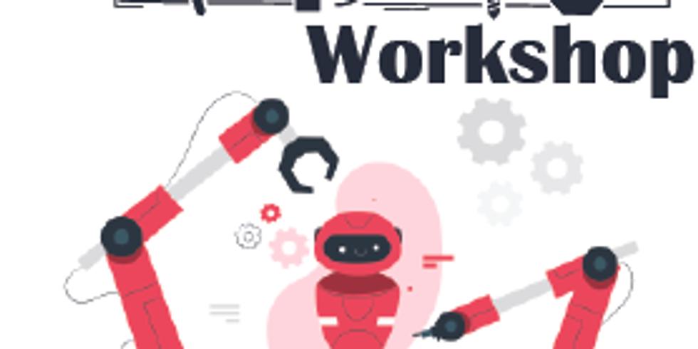 Robotics Workshop AM session K-3
