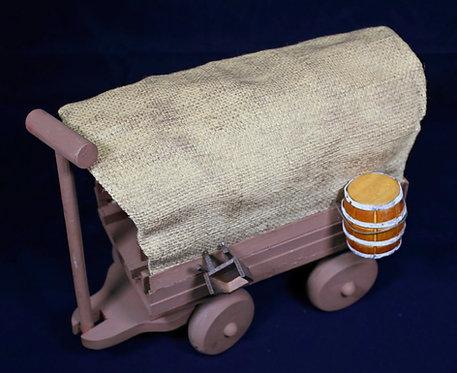 Miniature Conestoga Wagon