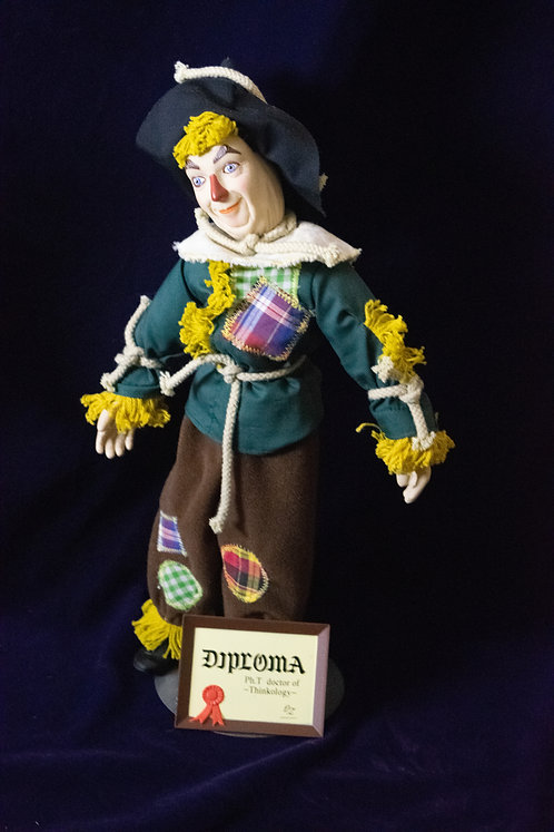 Wizard of Oz Scarecrow Doll