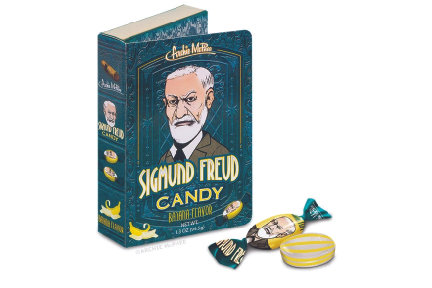 SIGMUND FREUD CANDY BOOK