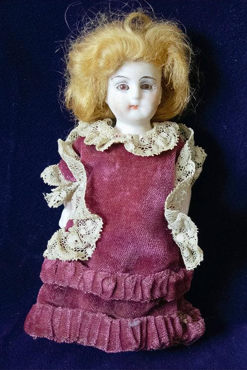 Little Traveler Doll