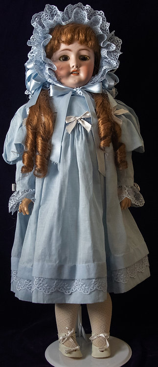 1900 Simon Halbig Porcelain Doll