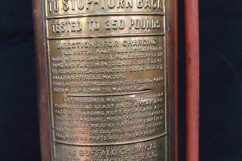 Wyeth Company Fire Extinguisher