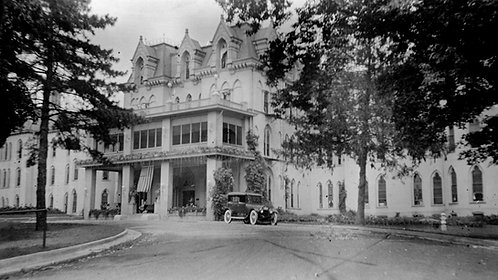 State Lunatic Asylum #2 Admin Building