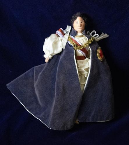 Knight of Garter Doll