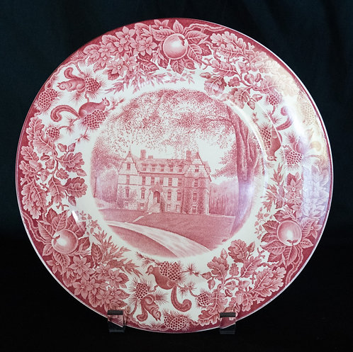 Tootle St. Paul's School Commemorative Plate