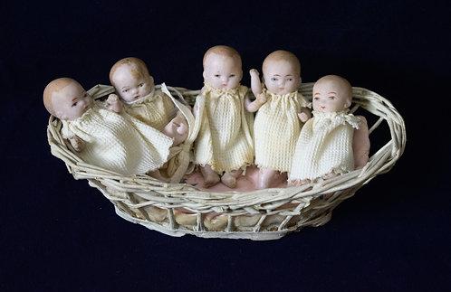 Dionne Quintuplets Dolls