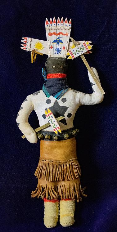 Apache Dancer Doll