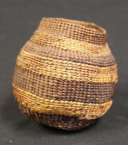 Tlingit Spruce Basket