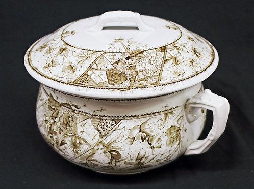 Decorative Chamber Pot