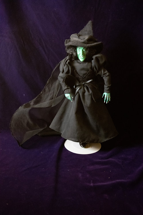 Wizard of Oz Wicked Witch Doll