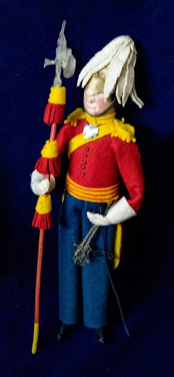 Royal Guard Coronation Doll
