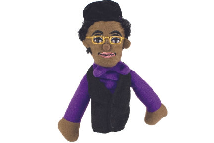 Rosa Parks Magnetic Personality Puppet
