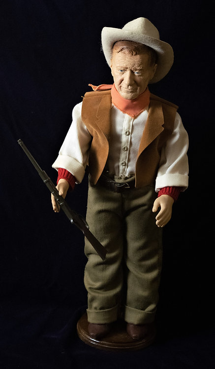 John Wayne Doll