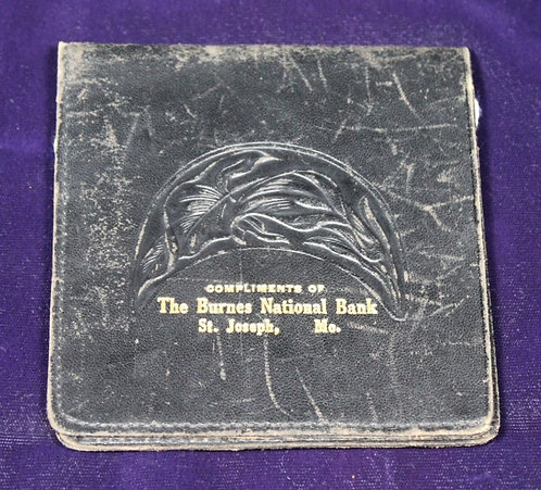 Burnes National Bank Wallet