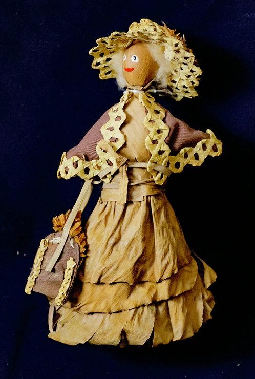 Corn Stalk Doll
