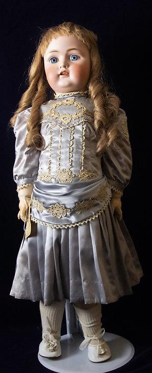 Rare 1903 Walkure Doll