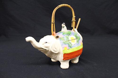 Japanese Elephant Teapot