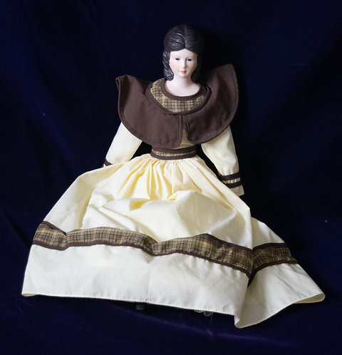 Little Women Jo Doll