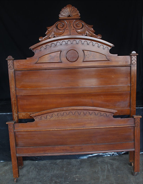 Jesse James' Bed